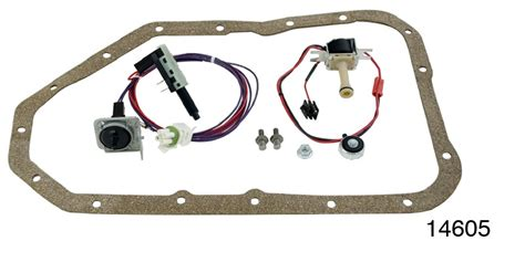 Painless Performance Chevy Torque Converter Lock Kit
