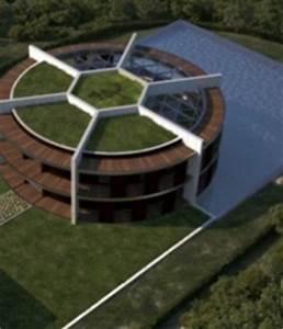 Maison De Lionel Messi : la vid o de la future maison de messi une villa en forme de ballon de football ~ Melissatoandfro.com Idées de Décoration