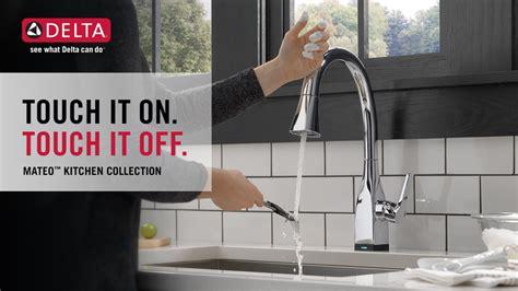 Delta Mateo Single-handle Pull-down Sprayer Kitchen Faucet