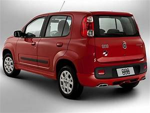 Fiat Uno 5p 1 4 Attractive  2016