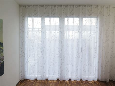 Vorhänge Für Grosse Fensterfront by Scheibengardinen F 252 R Gro 223 E Fenster Ostseesuche