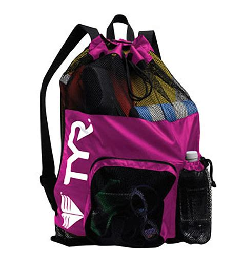 tyr big mesh mummy bag ii  swimoutletcom