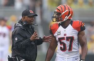 Cincinnati Bengals Still Feeling The Marvin Lewis Effect