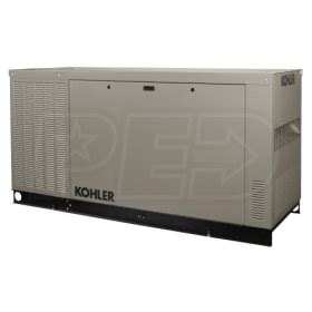 Kohler 48RCL-120/240 1PH 48RCL - 48 kW Emergency Standby