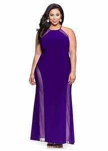 mesh curve special occasion dress plus size dresses ashley With ashley stewart wedding dresses