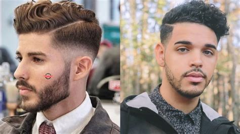 Hairstyles For Mixed Men