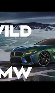 BMW M8 Gran coupe competition 2020 | wild car - YouTube
