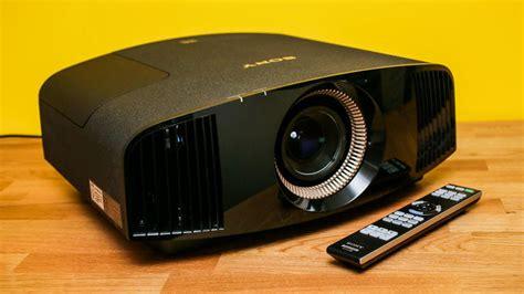 Le Vidéoprojecteur Sony by Test Sony Vpl Vw300es Notre Avis Cnet France