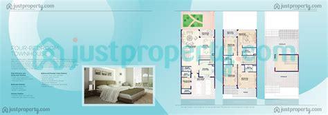 floor plans jumeirah islands jumeirah islands townhouses floor plans justproperty com