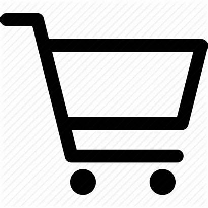 Icon Retail Shopping Icons Trolley Cart Checkout