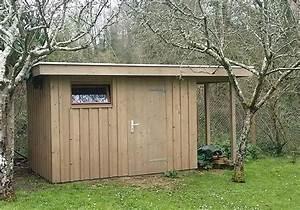 Abri De Jardin Toit Plat : best abri de jardin en bois toit plat pictures ~ Dailycaller-alerts.com Idées de Décoration