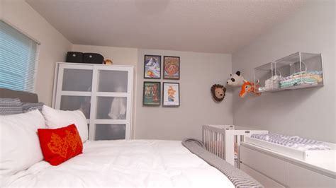 Creating A Nursery Nook In Your Master Bedroom Project