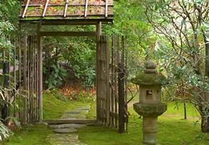 Kleiner Gartenzaun Holz : asiatischen garten anlegen obi ratgeber ~ Sanjose-hotels-ca.com Haus und Dekorationen