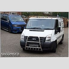 Ford Transit Mk7 0713 Toothed High Abar Vanstyle