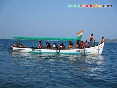 Boat Trip In Goa by Grande Island Boat Tour Goa Snorkeling Dolphin Trip