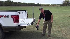 2015 Ford F-150 - Tailgate Step Demonstration