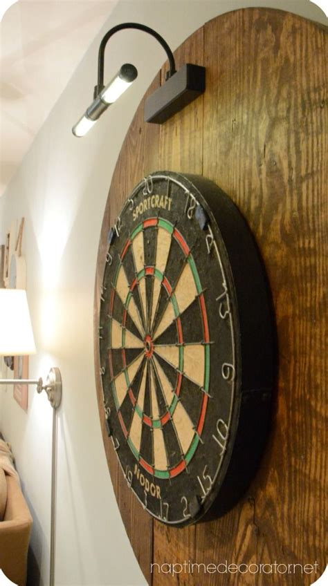 dart board cabinet ideas diy dartboard project games pinterest darts