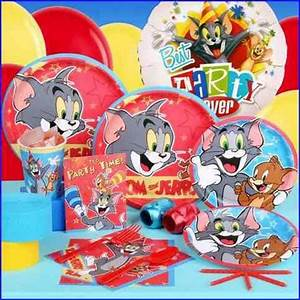 Pachet tematic Tom si Jerry