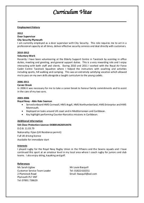 Door To Door Marketing Resume by Sales And Marketing Resume Sales And Marketing Resume Salessupervisor Resume Exles 2012