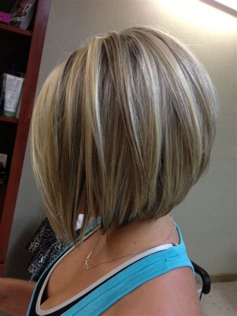 Cute A-line Bob Hairstyle for Women - Popular Haircuts
