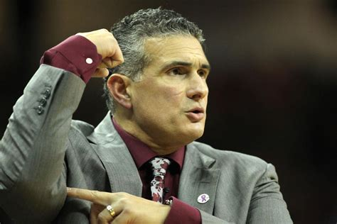 Amid Potential Suitors, Frank Martin Wants To 'finish The