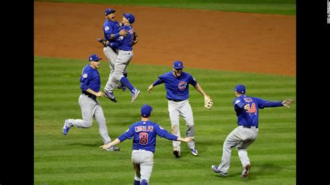 Believe It! Chicago Cubs End The Curse, Win 2016 World