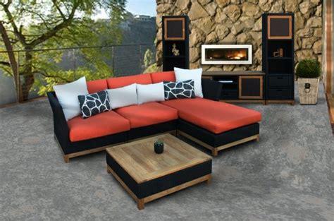 canapé avec des palettes le salon de jardin en palette en plus de 110 idées originales