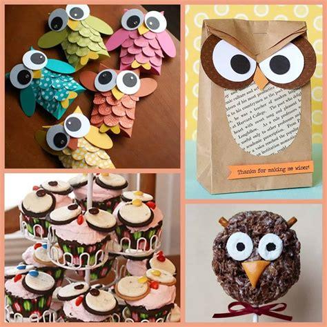 owl party ideas   owl tastic party mimis dollhouse