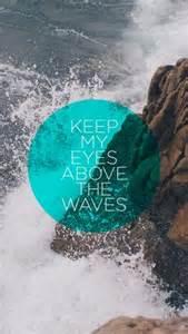 oceans  hillsong beach bible verse iphone  wallpaper