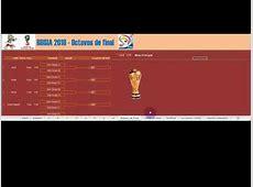 Calendario Eliminatorias Rusia 2018 Eliminatorias