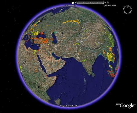 earth maps