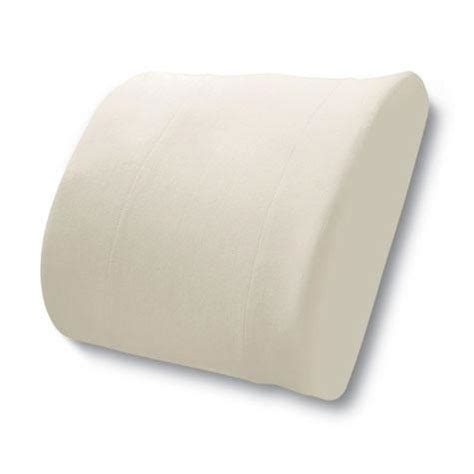 back support pillow for homedics ot lum therapy lumbar cushion support