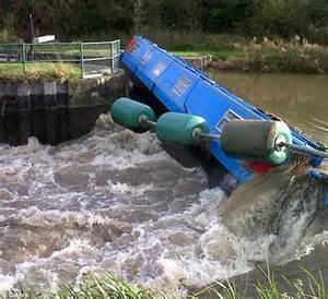 Boat Engine Keeps Flooding by A Flooded Nene
