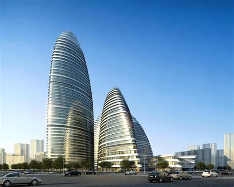 Galería De Copian Edificio De Zaha Hadid En China