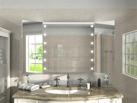 [ Badezimmerspiegel 3 Teilig ]  Klappspiegel 3 Teilig