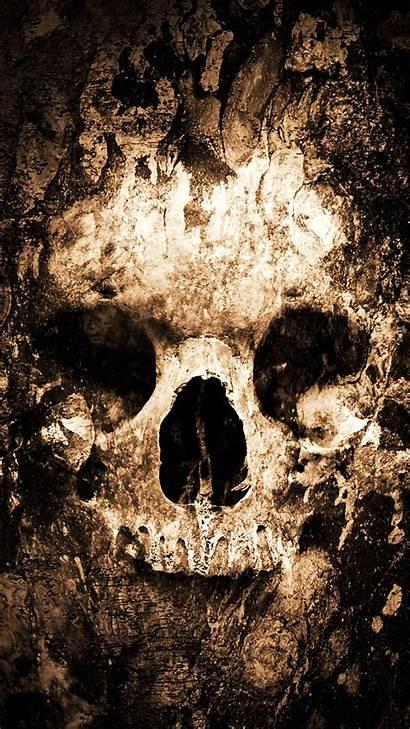 Zombie Skull Phone Wallpapers Mobile Cool Skulls