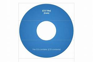 free avery cd label templates - works with avery 8692 template