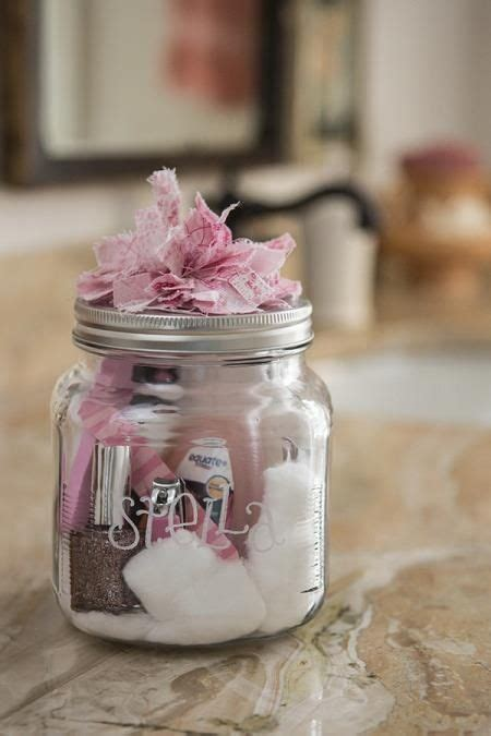 love this idea for bridal shower favors all things