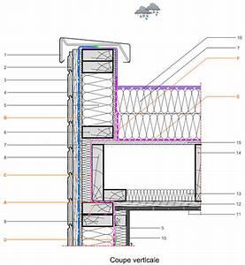 nouvelle page 1 With maison bois toit plat 10 descentes de charges pour une maison en ossature bois