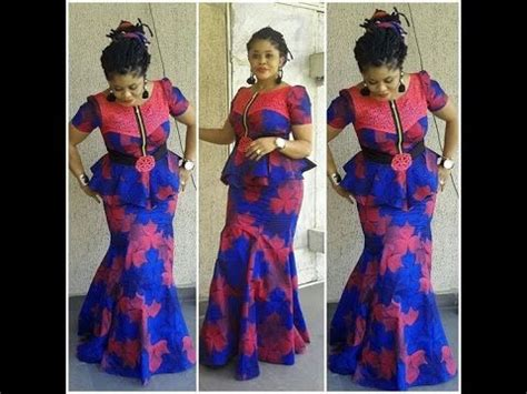 unique ankara styles latest  trendy ankara styles