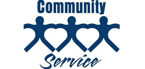 community service homepage