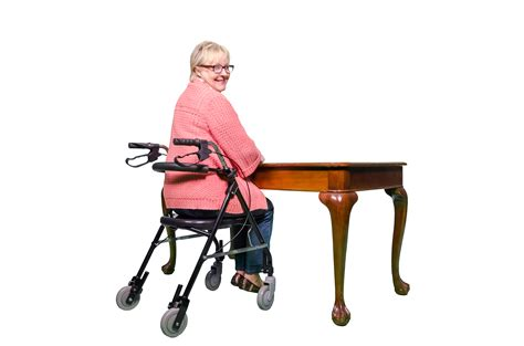walker chair combination transport