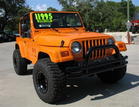 Select Jeeps Inc - Jeep Wranglers in League City, Texas