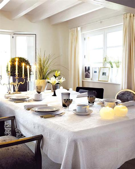 Dining Room Table Decorating Ideas Pictures 18 Dinner Table Decoration Ideas Freshome