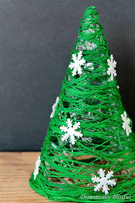 green string christmas tree