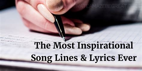 21 Most Inspirational Song Lines And Lyrics Ever. Secret Santa List Template. Pictures Of Wanted Posters. Free Banner Design. Harry Potter Templates. Emergency Room Excuse Template. Good Magento Invoice Pdf Template. Nursing Graduation Gifts Jewelry. Free Greeting Cards For Facebook