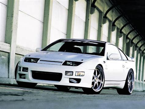 Custom 1993 Nissan 300zx Twinturbo Tuner Car  Turbo Magazine