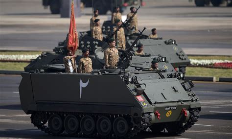 The Pakistan Day Parade