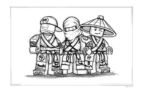 ninjago coloring pages  dr odd