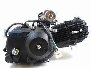 110cc Engine Motor Auto Elec Start Atv Dirt Bike 110e
